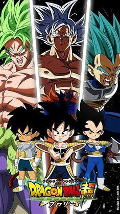 Dragon Ball Super: Broly 2018 Película Completa HD Online - Best of Wallpapers for Andriod and ios Dragon Ball Gt, Otaku Anime, Art Anime, Super Goku, Disney Pixar, Broly Movie, Cute Dragons, Anime Merchandise, Animes Wallpapers