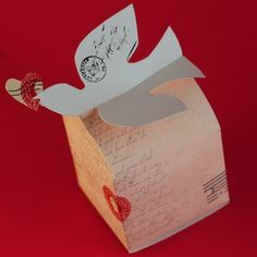 Special Delivery - Printable Box, Greeting Card, Envelope
