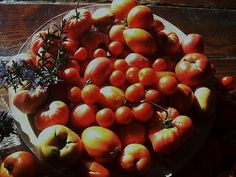https://flic.kr/p/791uFc | End of the parade ... | ... I think. We never picked tomatoes on October 20th before! All hail el Nino, I guess.  risashome.blogspot. com