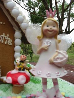 Charlotte's Gingerbread Fairy House # 3