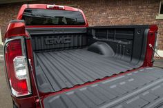 Cargo Space Winner: Tie The extended cab models for both the 2016 Chevrolet Colorado and 2016 GMC Canyon - General Motors