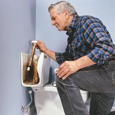 DIY Projects: Do it Yourself Home Improvement: Home Repair: The Family Handyman Toilet Repair, Home Fix, Diy Home Repair, Home Repairs, Do It Yourself Home, Diy Home Improvement, Home Hacks, Home Projects, Just In Case