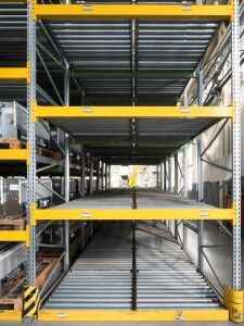 Pallet rack installation requires a knowledgeable crew and safety precautions, to keep both staff and warehouse equipment safe.
