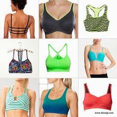 Os 10 Tops Fitness Mais Bonitos Dos EUA - Segundo o site PopSugar Fitness - Diz Aí Gi