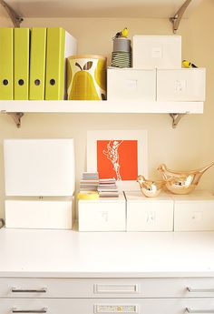 i would really like flat files in my office