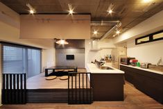 Internal Design, Floor Seating, Japanese Interior, Flooring, Mansions, Table, Room, Furniture, Muji