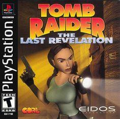 Tomb Raider: The Last Revelation (Ps One)  1999  Oh i miss good ol days.. 🤧