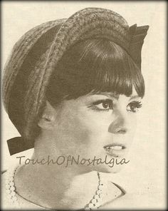 2 Styles Crochet BRIM HAT Vintage Crochet Pattern - Very Charming Vintage Styles / 2 Styles to Choose From on Etsy, $4.50 CAD