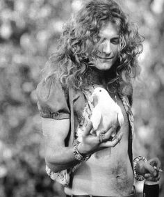 Robert Plant- Led Zeppelin