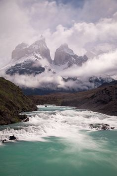ponderation: Upper Salto Grande and Cuernos Mts by ACWaddington