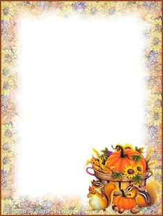 . Free Printable Stationery, Templates Printable Free, Printable Paper, Printables, Autumn Crafts, Borders And Frames, Frame Crafts, Paper Frames, Stationery Paper
