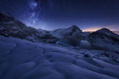 Covadonga Milky Way @Carlos F. Turienzo #landscape