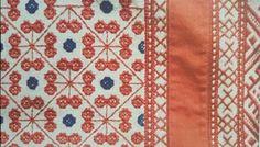 Россия. Рязанская вышивка