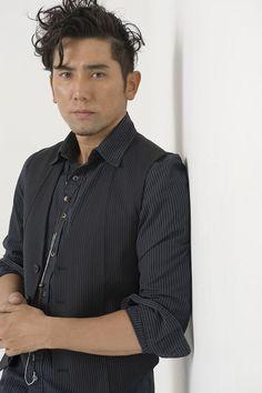 Masahiro Motoki Japanese actor