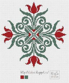 Cross Stitch Pillow, Cross Stitch Borders, Cross Stitch Flowers, Cross Stitch Charts, Cross Stitch Designs, Cross Stitching, Cross Stitch Embroidery, Cross Stitch Patterns, Hand Embroidery Videos