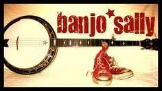 free banjo lessons and video instruction, Banjo Sally five String Banjo Lessons Instructional Videos