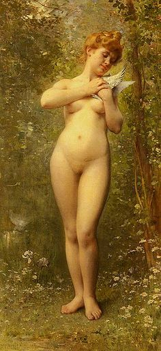 Leon Jean Basile Perrault (French painter, 1832-1908)