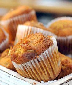 Muffins clasicos de vainilla