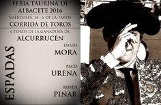 PREVIA Y SORTEO DE LA 7ª DE ABONO FERIA 2016  Feria Taurina de Albacete 2016 Noticias Toros Previa Toros Toros
