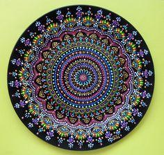 mandala creativa, wow that took a little time!