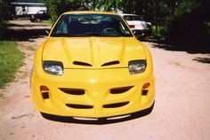 yellow body kit for sunfire - Google Search