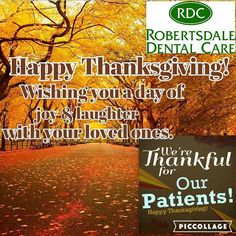 Wishing everyone a Happy & Healthy Thanksgiving!! - http://ift.tt/1HQJd81