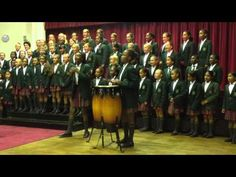 Pinehurst Primary School Choir (Pata Pata Song) - YouTube