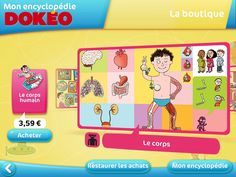 Mon encyclopédie Dokéo Nathan iPad iPhone Android La Souris Grise 2 Exploration, Ipad, Family Guy, Comics, Applications, Kids, Fictional Characters, Android, House Mouse