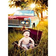 vintage baby @Lisa Phillips-Barton Phillips-Barton Carney Jennings, awesome for the farm!