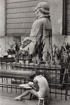 Andre Kertesz | Budapest, June, 1971