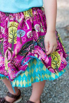 Festival Bustle Skirt