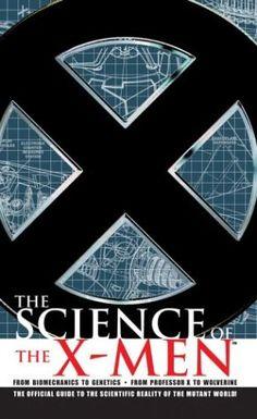 Science of the X-Men @ niftywarehouse.com #NiftyWarehouse #Xmen #Marvel #X-Men #Comics #Geek #ComicBooks