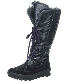 Warm winter boots #legero #goretex #winter