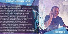 Venez découvrir le son de DJ KOKMOK à la Psychédélice le samedi 19 septembre à Marseille