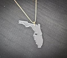 Florida State Necklace