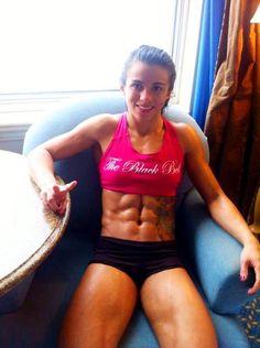 UFC Strawweight Contender Claudia Gadelha