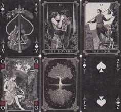 Amazon.com: Arcana Playing Cards (Dark): Sports & Outdoors