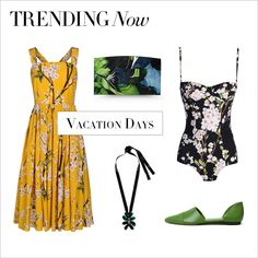 Trending Now... Vacation Days