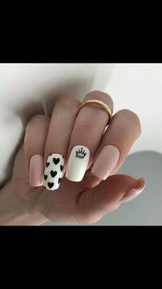 Best Nail Designs for Spring Summer Mejores Diseños de Uñas para Primavera Verano Summer 2018 brings us real beauty in terms of nails for this season Especially geometric shapes and colors – - Best Acrylic Nails, Summer Acrylic Nails, Summer Nails, Spring Nails, Cool Nail Designs, Acrylic Nail Designs, Nailart, Manicure E Pedicure, White Manicure
