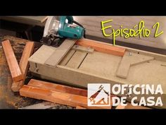 Gabarito Serra Circular - Cortes retos e repetitivos - episódio final
