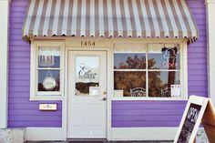 Elle's Patisserie on Cherry Street (in Springfield, Missouri)