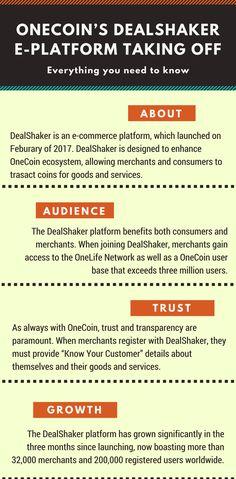 http://onecoinupdate.com/onecoins-dealshaker-e-platform-taking-off/