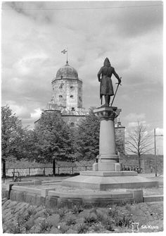 Viipuri Finland, Central Asia, Old Pictures, Ww2, Statue Of Liberty, Lost, Travel, Historia, Statue Of Liberty Facts