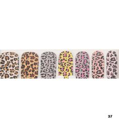 1 Pack Sublime Nail Art Stickers Self Design Polish Tips Water Transfer Type Code37 *** You can find out more details at the link of the image.