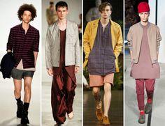 Spring 2015 Mens Fashion Trends: New York Fashion Week Edition image Chic Leisure Mens Fashion Trend Spring Summer 2015 800x616