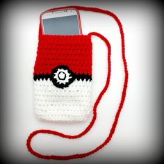 Pokeball Cell Phone Holder can be found here…