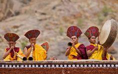 Hemis Festival Ladakh, Most Colorful Festival of Ladakh