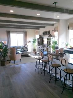 Beautiful #Madison Living Space! #fairoaks #newhomes #northerncalifornia