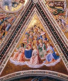 1447 Prophets - Fra Angelico