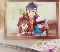 46 Days to Pokemon ORAS! by Antares25 on DeviantArt